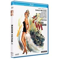 Siete Veces Mujer - Blu-Ray