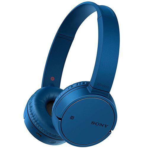 Auriculares Bluetooth Sony WHCH500L Azul
