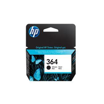Cartucho de tinta HP 364 negra