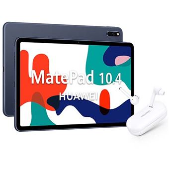 Tablet Huawei Mate pad 10,4'' 64GB Wi-Fi negro + auriculares FreedBuds 3i