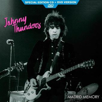 Madrid Memory - CD + DVD
