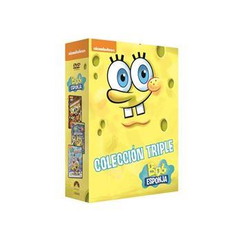 Pack Bob Esponja - DVD