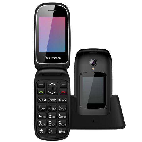 Teléfono móvil Sunstech Celt22 Negro
