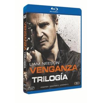Pack Venganza - Blu-Ray