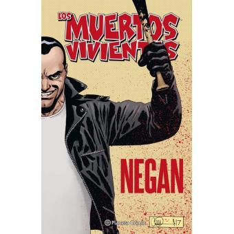 Los muertos vivientes Negan