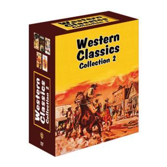 Pack Westerns Classics (Volumen 2) - DVD
