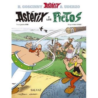 Astérix Nº 35 - Astérix y los pictos