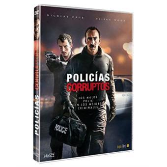 Policías corruptos - DVD