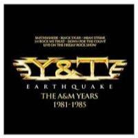 Earthquake: The A&M Years (Ed. Box Set)