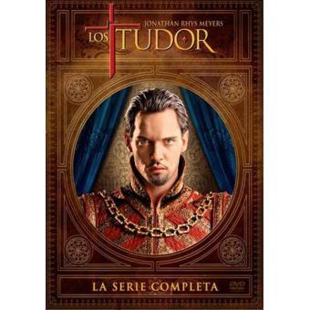 Pack Los Tudor (Serie completa) - DVD