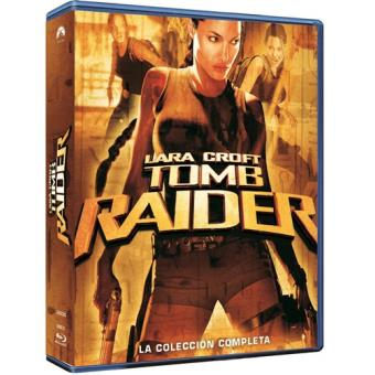 Pack Tomb Raider 1 y 2 - Blu-Ray