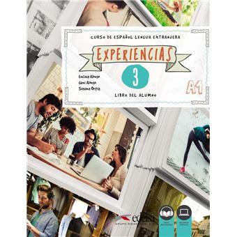 Experiencias 3 - A1 - Libro del alumno