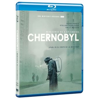 Chernobyl  Miniserie - Blu-Ray