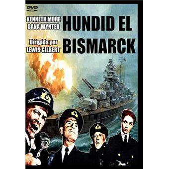 Hundid el Bismarck - DVD