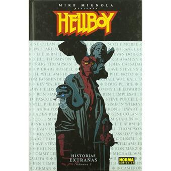 Hellboy 7: Historias extrañas 2