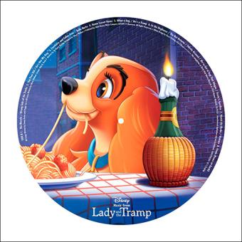 Lady and the Tramp B.S.O. - Vinilo