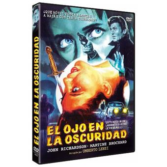 El ojo en la oscuridad - DVD