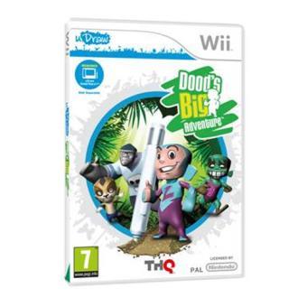 Dood´s Big Adventure Udraw Wii