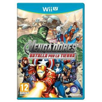 Los Vengadores: Batalla Por La Tierra WII U