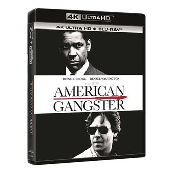 American Gangster - UHD + Blu-Ray