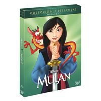 Pack Mulán 1 + 2 - DVD