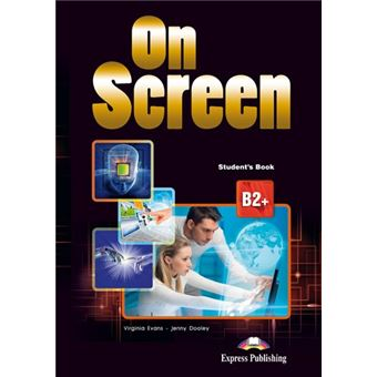 On Screen B2+ Student's Book