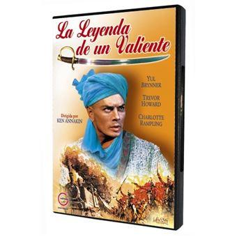 La leyenda de un valiente - DVD