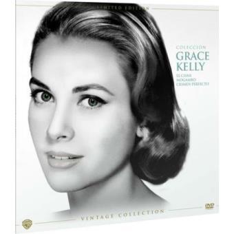 Pack Colección Grace Kelly - Ed Limitada Vinilo - DVD