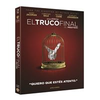 El truco final  Ed Iconic - Blu-Ray