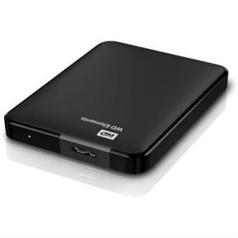 """Disco duro externo WD Elements 3 TB 2,5"""" negro"""