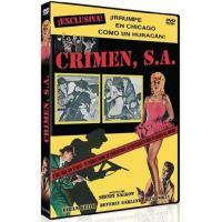 Crimen S.A. - DVD