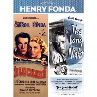 Pack Henry Fonda: Bloqueo + La noche eterna - DVD
