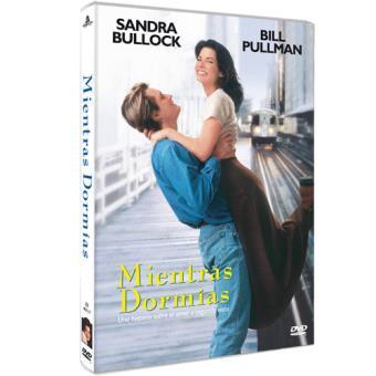 Mientras dormias - DVD