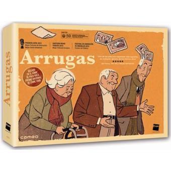 Arrugas - Exclusiva Fnac - DVD + Banda sonora original + Artbook