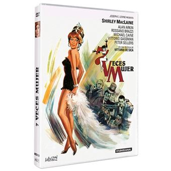 Siete veces mujer - DVD
