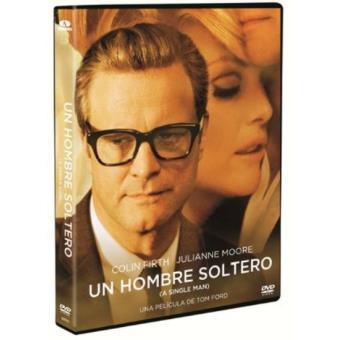 Un hombre soltero - DVD