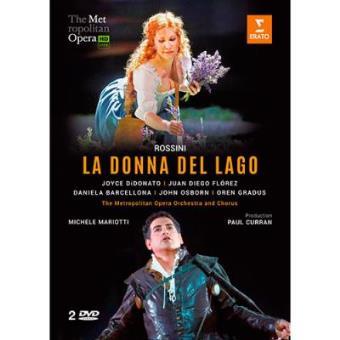 Rossini. La Donna del Lago (Formato 2 DVD)