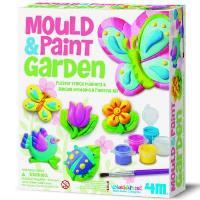 Crea y juega. Imanes Garden Mould & Paint