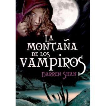 El circo de los extraños 2. La montaña del Vampiro