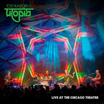 Live at Chicago Theater - 2 CD + DVD + Blu-Ray