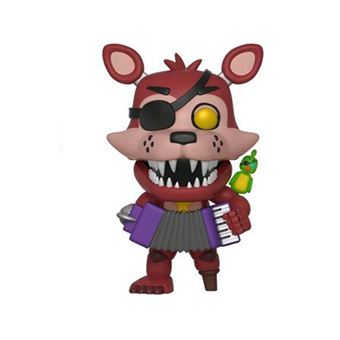 Figura Funko Five Nights At Freddy's - Foxy Rockstar