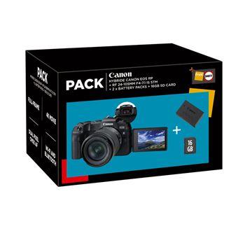 Cámara EVIL Canon EOS RP + RF 24-105 mm F4-7.1 IS STM Pack