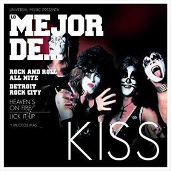 Lo mejor de Kiss