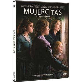 Mujercitas (2019) DVD