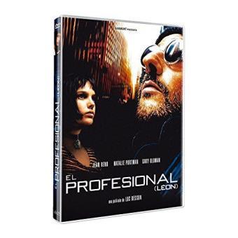 El profesional (Léon) - DVD
