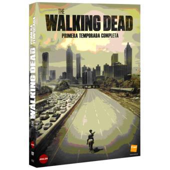 The Walking DeadThe Walking Dead - Temporada 1 - Ed. coleccionista - Exclusiva Fnac - DVD