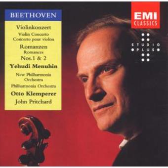 Romanzas de violín 1 y 2