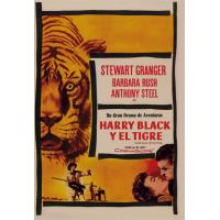 Harry Black y el tigre - DVD