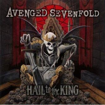 Hail To The King - Vinilo