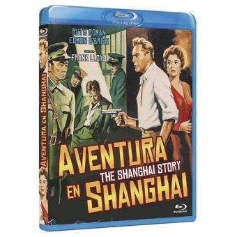 Aventura en Shanghai - Blu-Ray